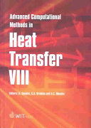 Advanced Computational Methods in Heat Transfer VIII