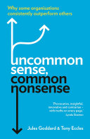 Uncommon Sense  Common Nonsense