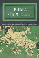 Opium Regimes