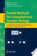 Formal Methods for Computational Systems Biology Book