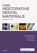 Craig s Restorative Dental Materials Book