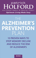 The Alzheimer s Prevention Plan