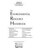 The Environmental Resource Handbook