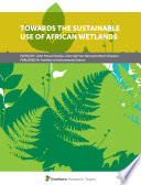 Towards the Sustainable Use of African Wetlands Book