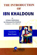 Pdf THE INTRODUCTION OF IBN KHALDOUN