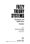 Fuzzy Theory Systems