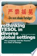 Rethinking TESOL in Diverse Global Settings
