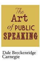 The Art Of Public Speaking Communication Skills  Book PDF