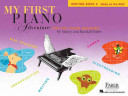 My First Piano Adventure For the Young Beginner Book