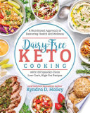 Dairy Free Keto Cooking