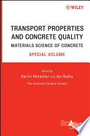 Transport Properties and Concrete Quality