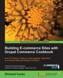 Building E Commerce Sites with Drupal Commerce Cookbook
