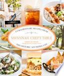 Savannah Chef's Table