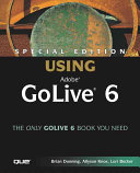Special Edition Using Adobe GoLive 6