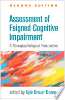Assessment of Feigned Cognitive Impairment, Second Edition
