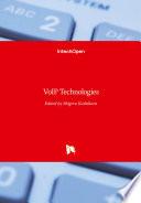 VoIP Technologies Book