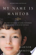 My Name is Mahtob. Trade Paperback