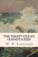 Pdf The Night Ocean (Annotated)