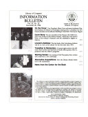 Library Of Congress Information Bulletin
