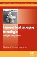 Emerging Food Packaging Technologies Pdf/ePub eBook