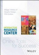 Meggs  History of Graphic Design  Fifth Edition Interactive Resource Center Access Card Book PDF