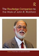 Pdf The Routledge Companion to the Work of John R. Rickford Telecharger