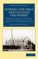 Schools for Girls and Colleges for Women