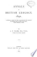 Annals of British Geology
