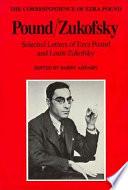 Ezra Pound Books, Ezra Pound poetry book