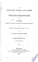 The Dramatic Works and Poems of William Shakespeare Book