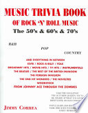 The Music Trivia Book of Rock  n  Roll Music