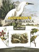 Audubon Birds of America Postcards