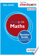 Cambridge Checkpoint Maths Revision Guide For The Cambridge Secondary 1 Test Book PDF