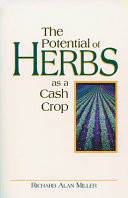 The Potential of Herbs as a Cash Crop