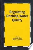 Regulating Drinking Water Quality Book PDF