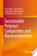 Sustainable Polymer Composites And Nanocomposites Book PDF