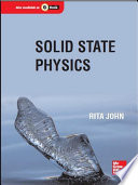 Solid State Physics 1e Book