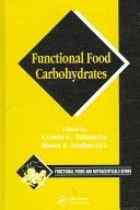 Functional Food Carbohydrates Book