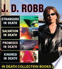 J.D. Robb IN Death COLLECTION books 26-29 image