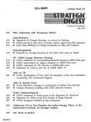 Strategic Digest Book