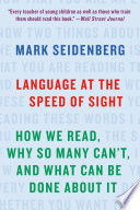 Language at the Speed of Sight Book