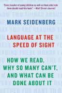Language at the Speed of Sight Pdf/ePub eBook