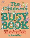 Children s Busy Book  Retired Edition