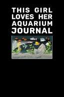 Pdf This Girl Loves Her Aquarium Journal