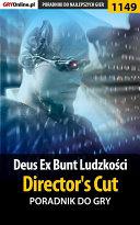 Deus Ex: Bunt Ludzkości - Director's Cut [Pdf/ePub] eBook