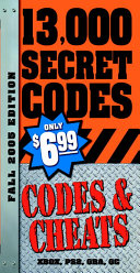 Codes   Cheats Fall 2005