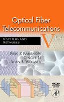 Optical Fiber Telecommunications Vb Book PDF