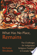 What Has No Place  Remains