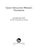 The Grant Application Writer s Handbook