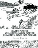 Harry Potter Coloring Book for Adults